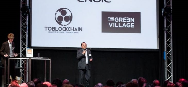 TOBLOCKCHAIN geselecteerd voor 'Blockchain Energie Rotterdam'