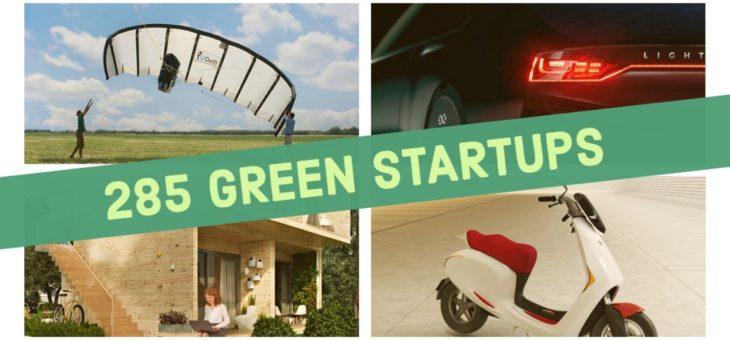 Bidbook presents 285 energy transition startups